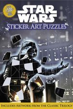 Star Wars Sticker Art Puzzles