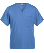 CHER SGT MEN'S V-NECK SCRUB TOP